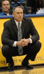 Brad Holland Joins UCSB Men's Basketball Coaching Staff