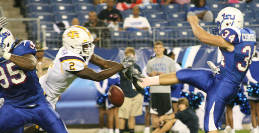 "Golden Eagles get ""special"" win at Tennessee State"