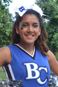 Cheer/Dance: Andrea Muniz