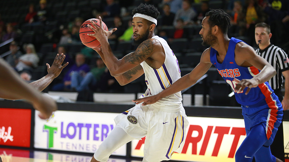 Tech looks for 2-0 start to OVC play with Saturday tilt at Belmont