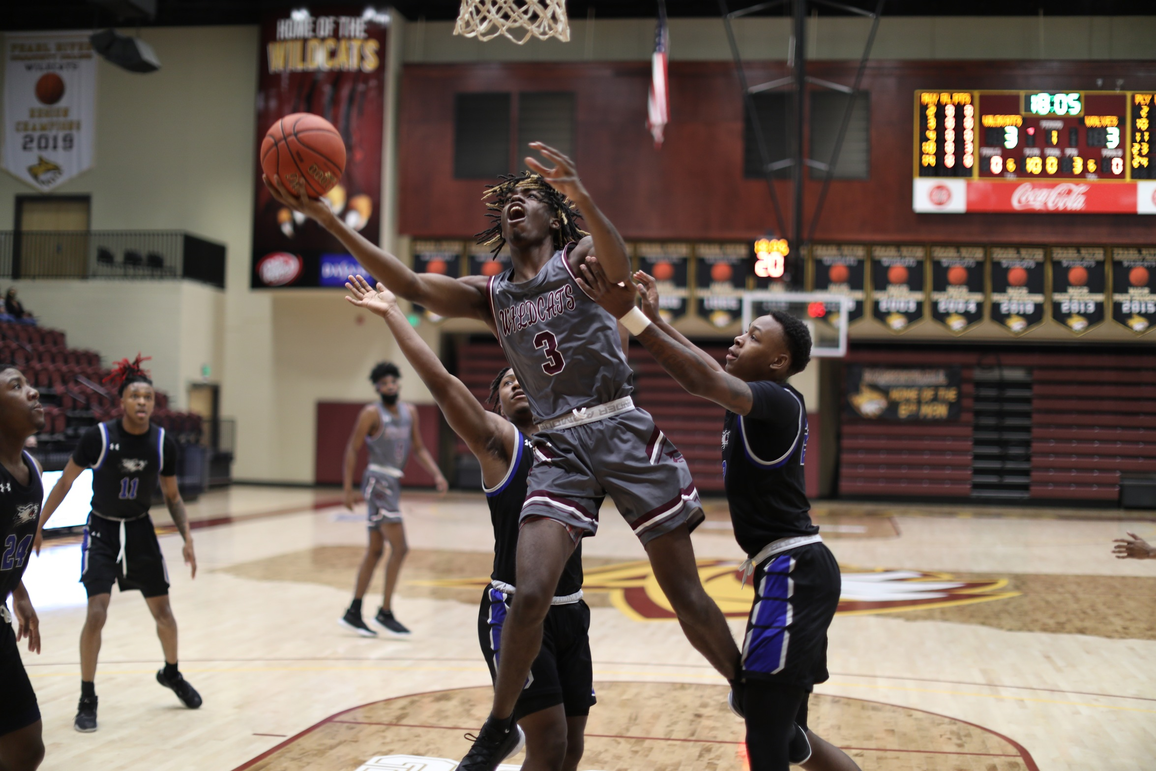 No. 5 Pearl River wins 16th straight against Co-Lin, 32nd overall