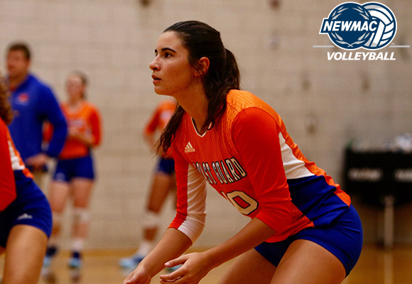 Sandquist Named to NEWMAC Volleyball Academic All-Conference Team