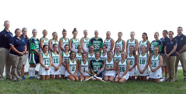 Endicott Field Hockey Gets National Recognition