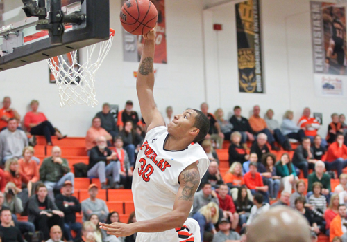 Oilers Slay Dragons, Win 66-48 in Tiffin