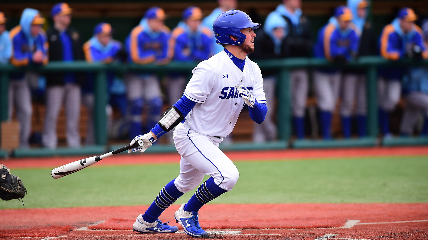 Tyree Misses Cycle By A Single; Saints Fall To No. 1 Captains