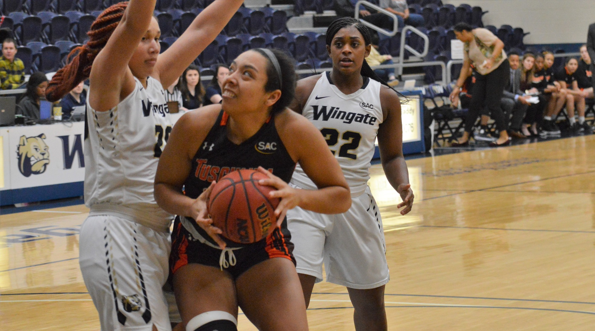 Fourth-quarter Pioneer rally falls short in 73-67 loss at Wingate