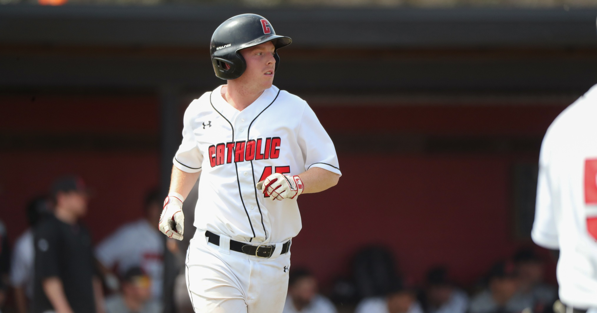 Cardinals Topped in Extra Innings at Swarthmore, 3-2