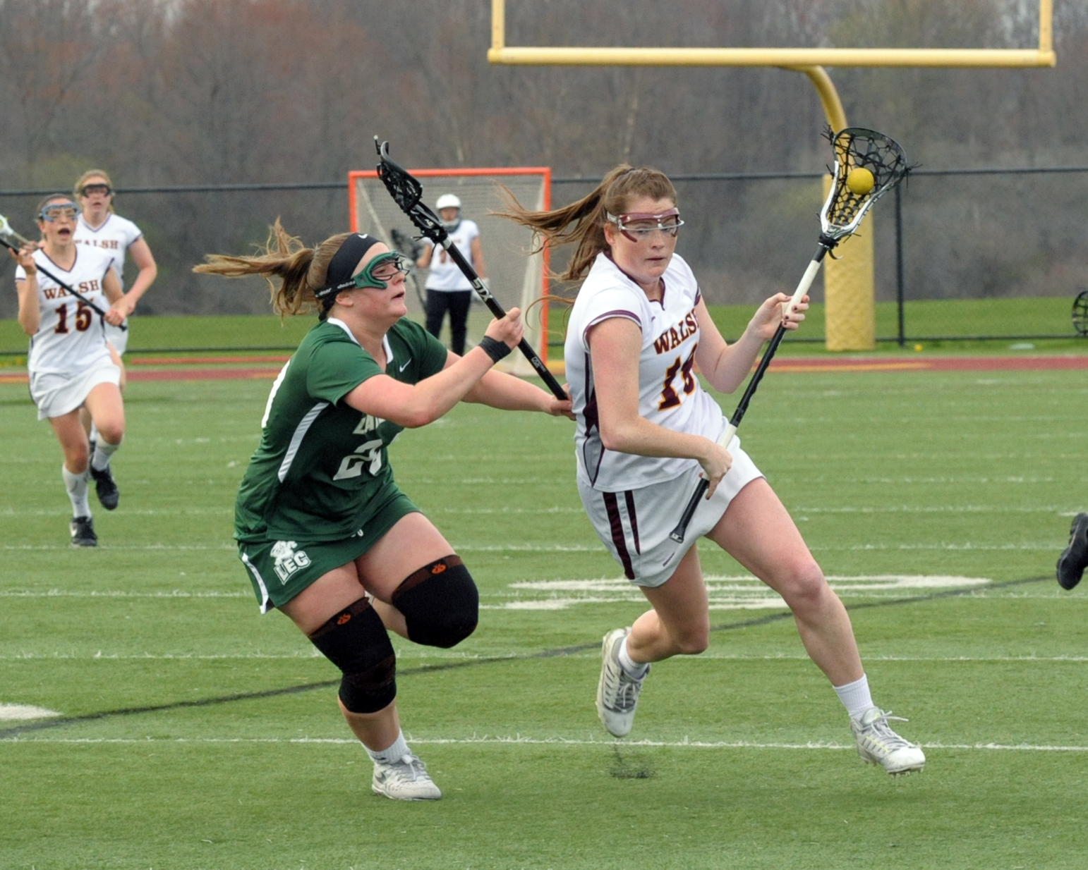 Women's Lacrosse Falls In Season Opener at SCAD