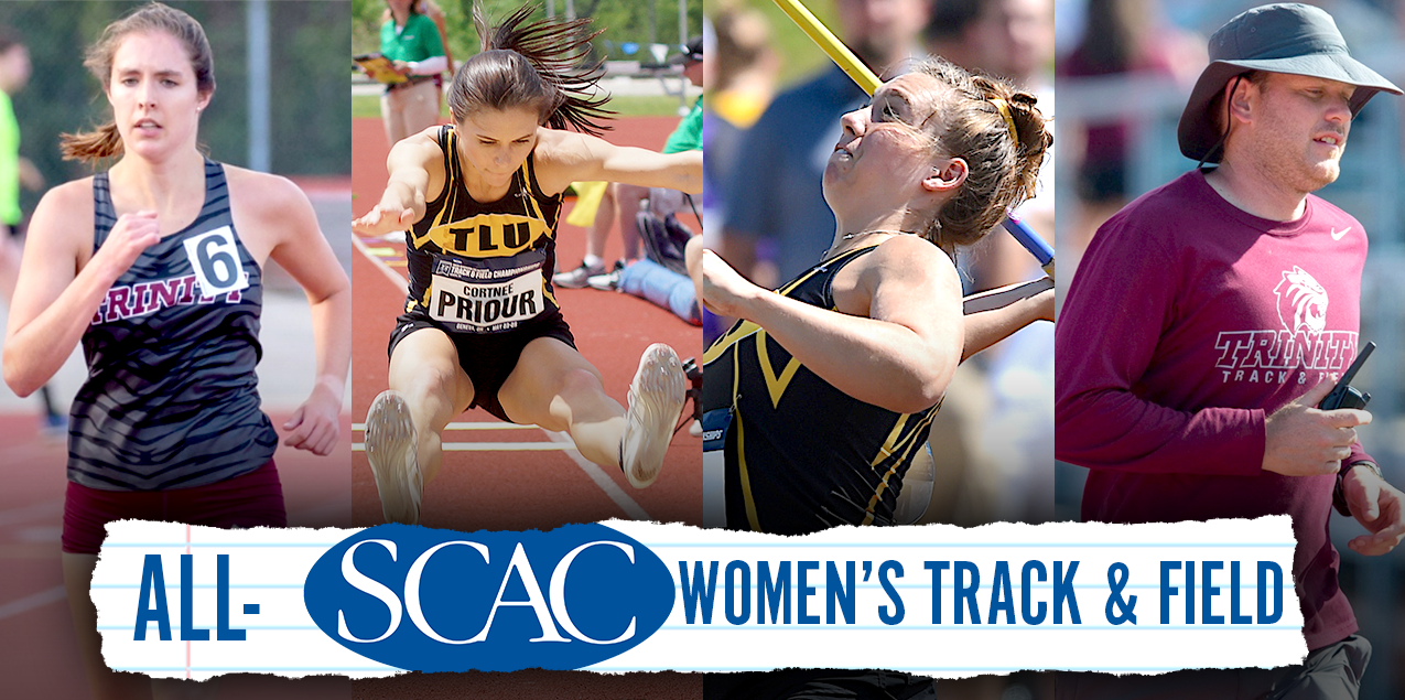 Trinity's McCullough, Texas Lutheran's Priour Headline 2019 Women's Track and Field Postseason Awards