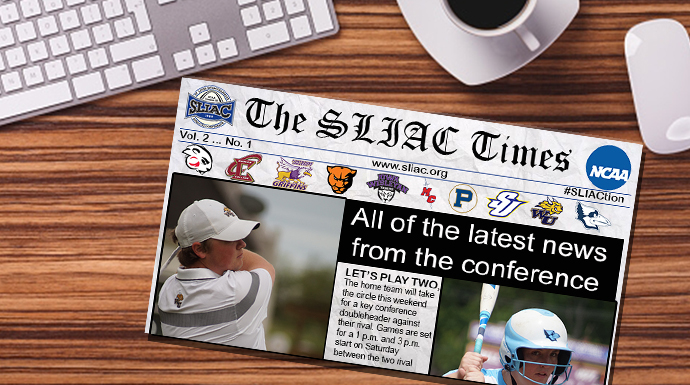SLIAC Weekly - April 25