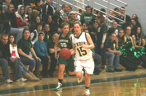 Lyndon runs win streak to three