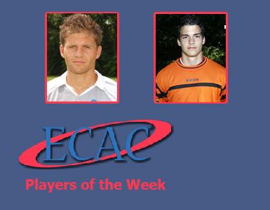 Tartara (STAC) and Serafin (NYIT) Named ECAC Players of ...