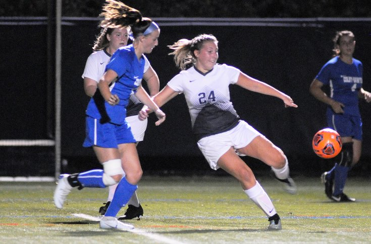 Women's Soccer: Wescott's late goal not enough as the comeback falls short to Colby-Sawyer
