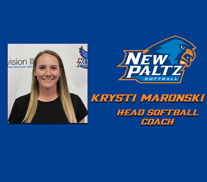 Krysti Maronski named New Paltz head softball coach