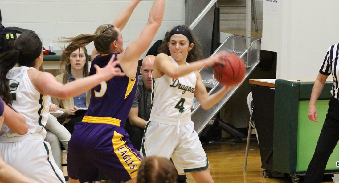 Santucci's Late-Game Magic Leads Dragons to First Win