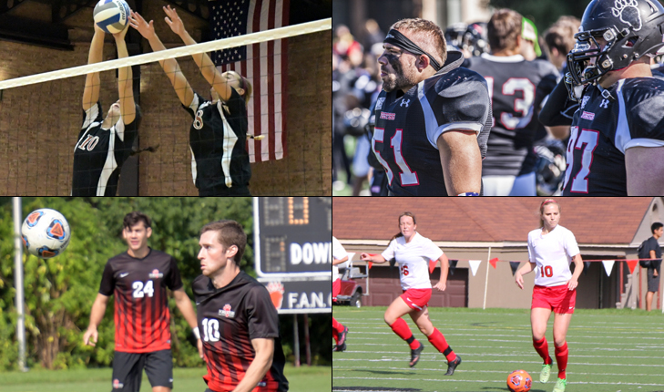This Week in Forester Athletics: October 24-30