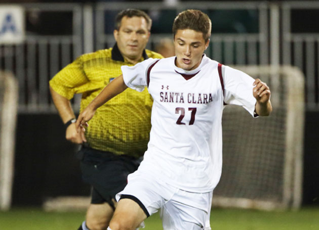 All-WCC Freshman Ryan Masch Reflects on SCU's 24th Winning Season in 26 Years
