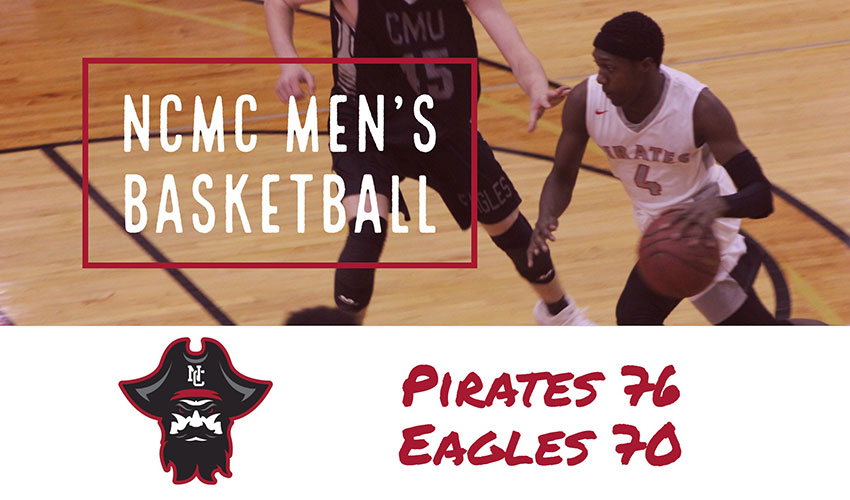 Pirates Pull Out Close Home Victory