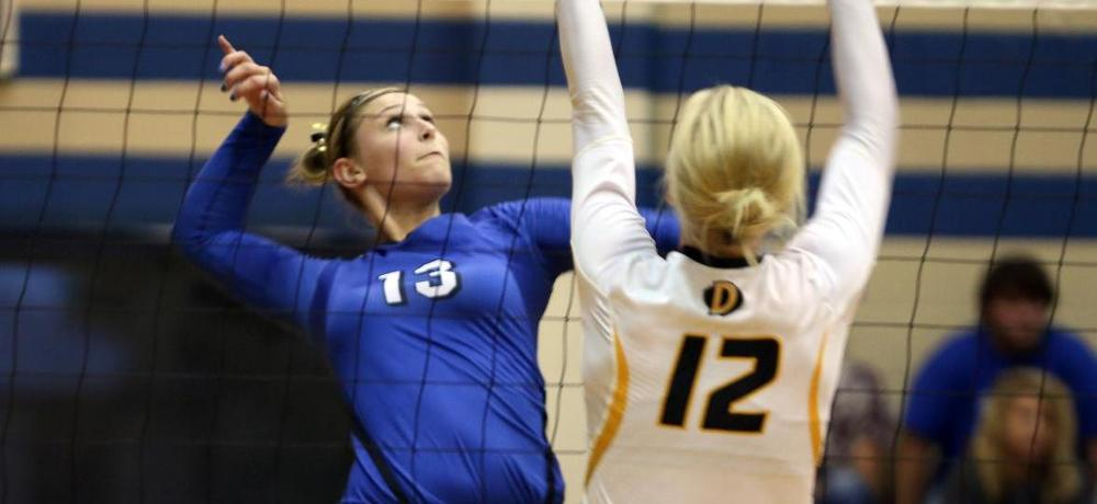 DWU Volleyball opens season with two wins at Grace