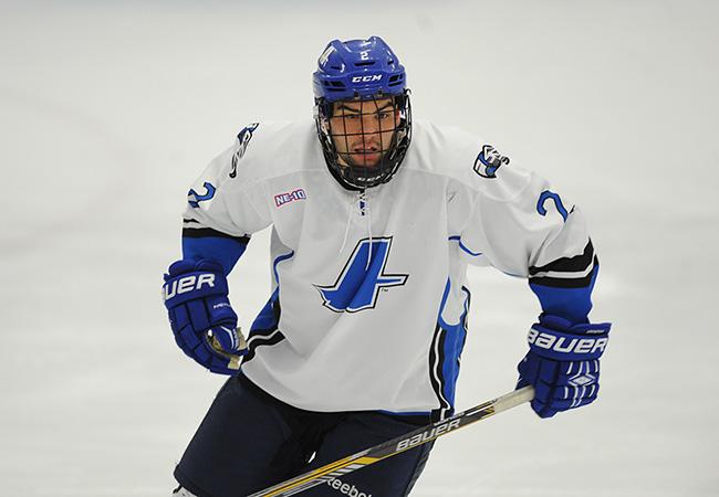 Men\'s Hockey Falls 5-4 to UMass-Dartmouth - Assumption