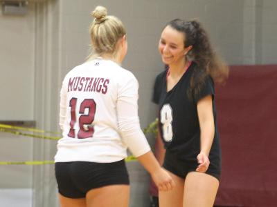 Women's Volleyball: Improve to 16-1