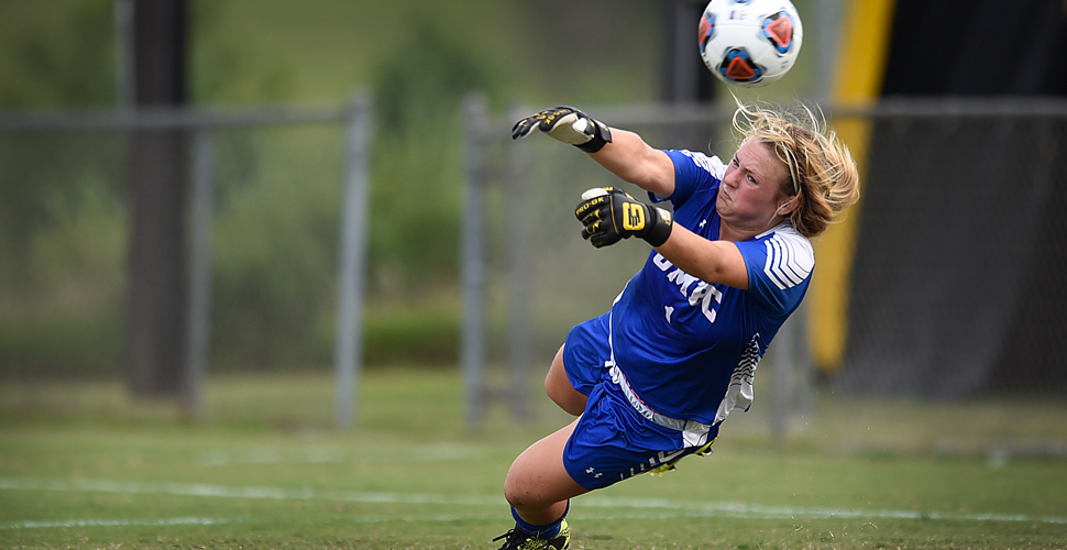 Women's Soccer Holds off Liberty, 1-0