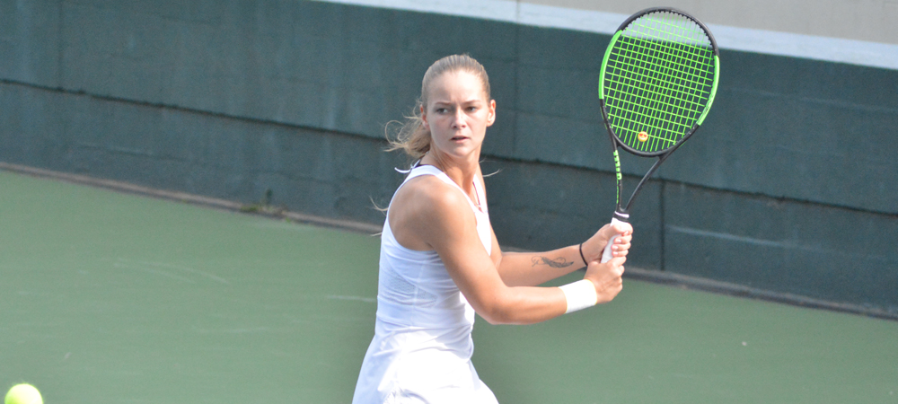 Women's Tennis Upended By Flagler, 7-0