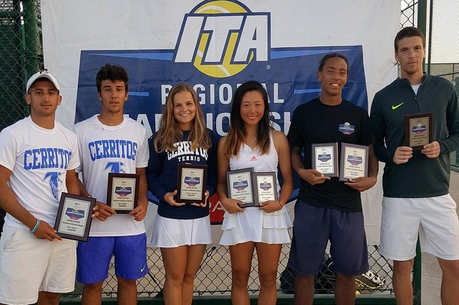 Cerritos will be well-represented at the ITA Nationals