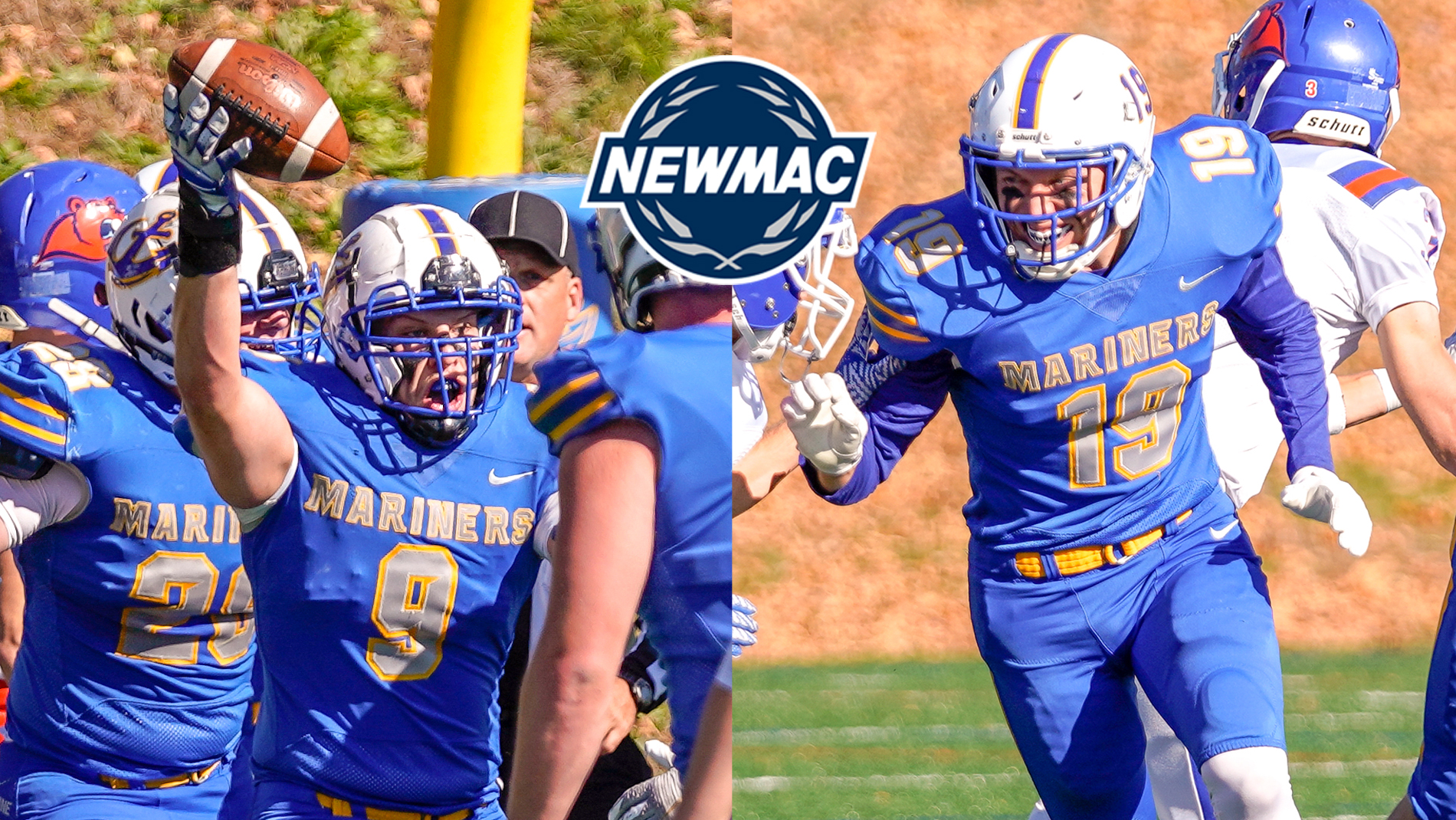 Baron and O'Connell Named to NEWMAC Academic All-Conference Team