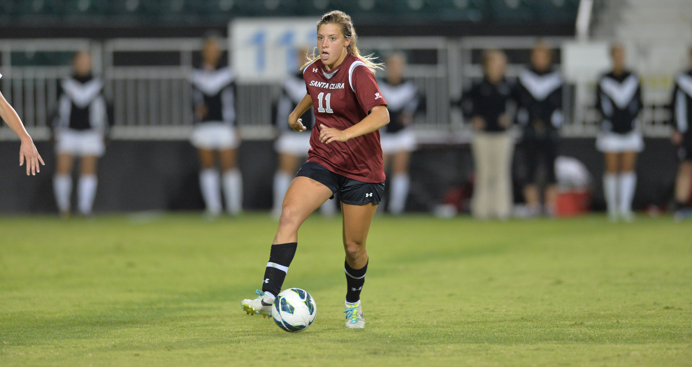 Women's Soccer Ties First Spring Match