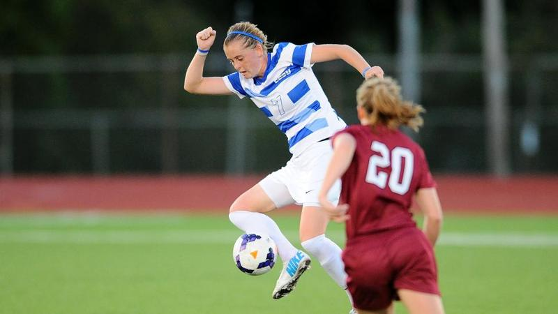 Women's Soccer Falls to Boston College