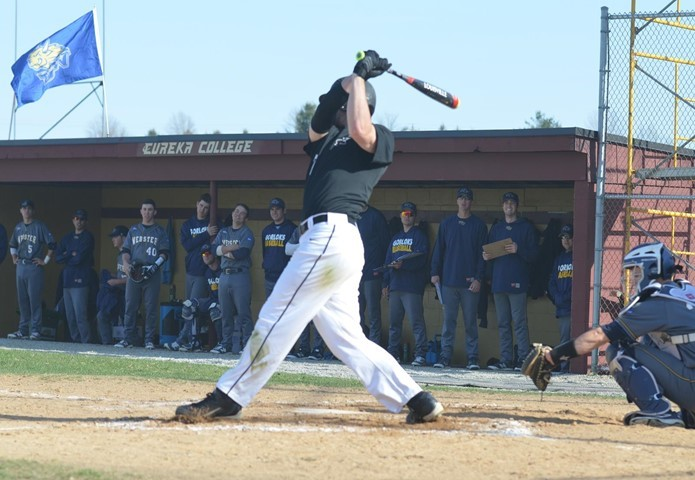 EC baseball tops Lincoln Christian