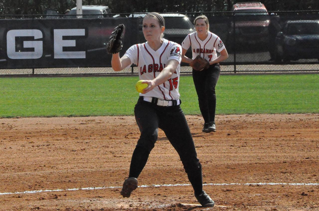 Softball: Jiles powers first game comeback; Gravett tosses 1-hitter as Panthers sweep Judson
