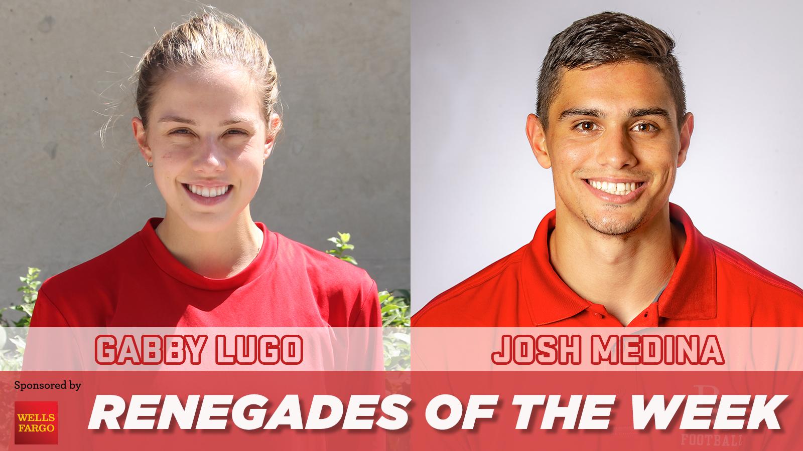 Gabby Lugo和Josh Medina
