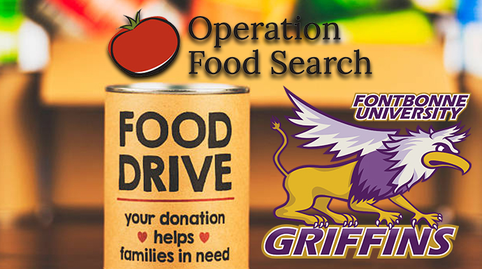 Fontbonne SAAC Joins Operation Food Search