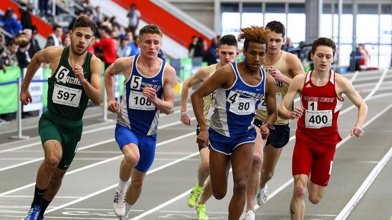 Men's Track and Field Seeks Third NEC Title