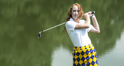 Robertson nabs second straight top 10, Golden Eagles take eighth