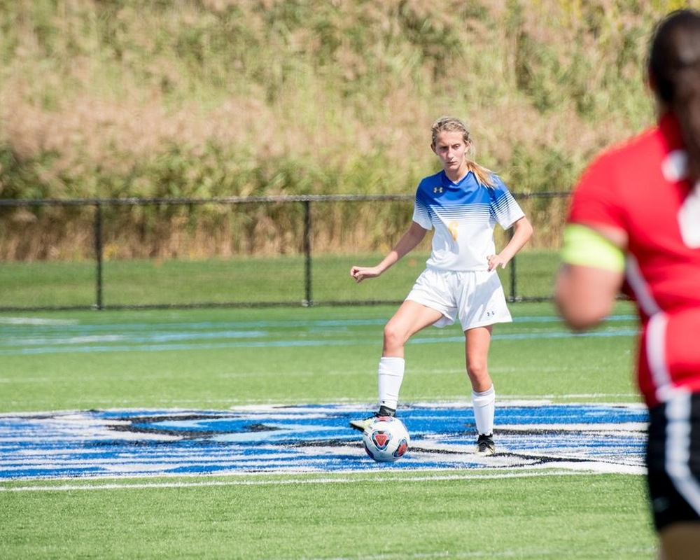 WSOC: Wildcats Work a Draw Against Albany Pharmacy at Home.