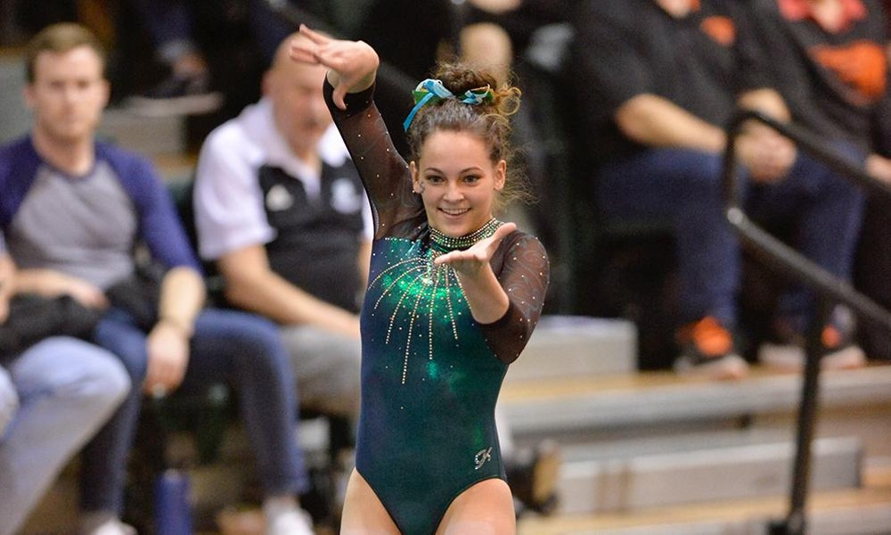 GYMNASTICS FINISHES FOURTH AT THE MPSF CHAMPIONSHIPS