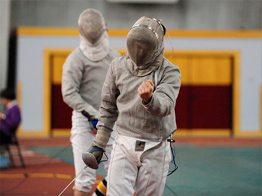 Men's fencing announces schedule