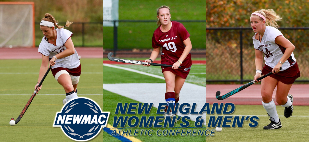 Nusbaum, Conley, and Ashe Named NEWMAC All-Conference; Ashe Tabbed NEWMAC Rookie of the Year