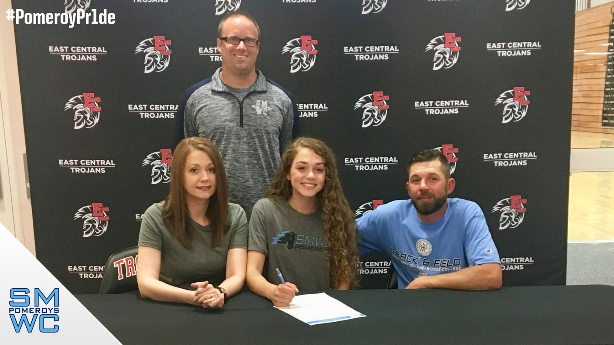 Emma Fey Signs her National Letter-of-Intent