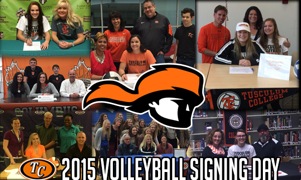 Tusculum volleyball receives seven commitments