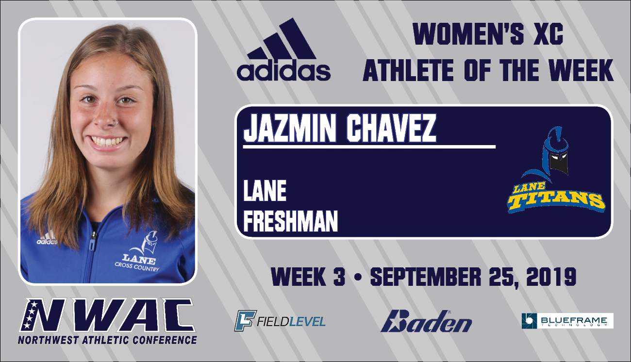 Adidas AOTW graphic of Jazmin Chavez