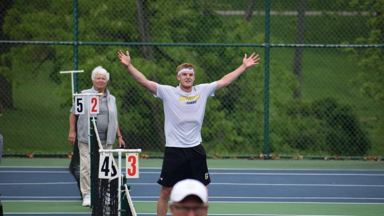Goucher Men's Tennis Tabbed At Unanimous Landmark Conference Preseason Favorite In Its Drive For Five