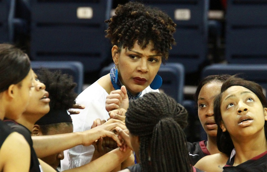 Holmes Women's Basketball: Jamilah Andrews Team Camp set for June 14