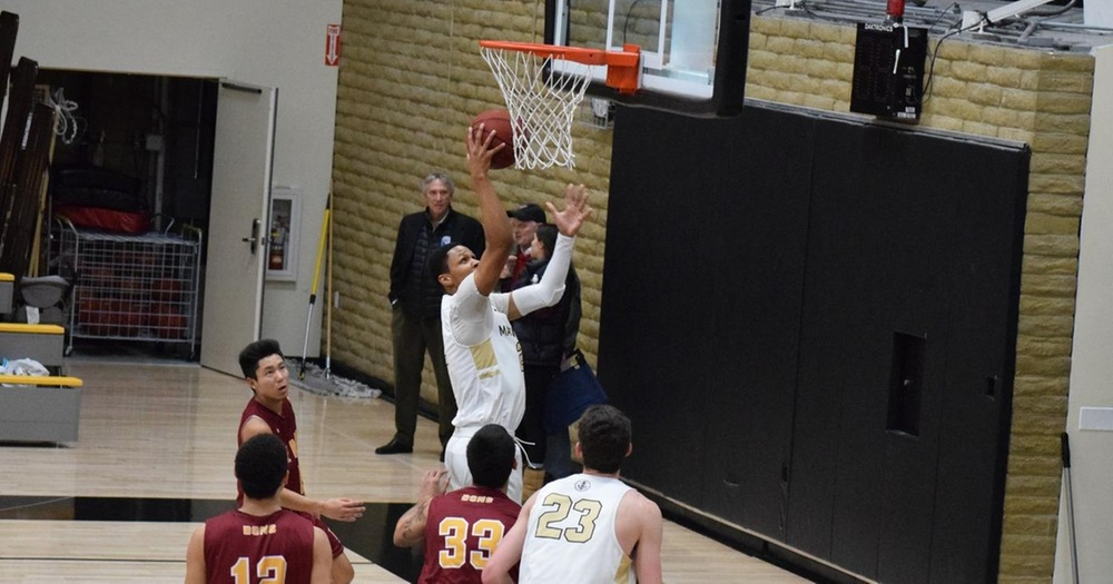 Marin Basketball Finishes Non-Conference Slate With 76-65 Win Over De Anza
