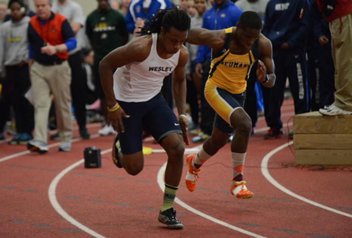 #25 Men's Track & Field Takes 2nd at Delaware Classic