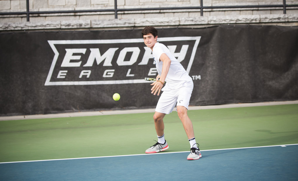 Emory Men's Tennis Wins At Sewanee