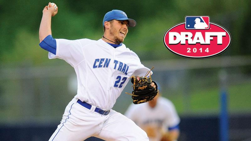 Neumann Goes to Pirates in 28th Round on Saturday